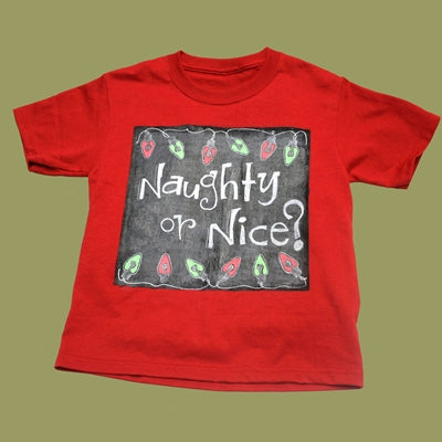 Naughty or Nice Tee Shirt