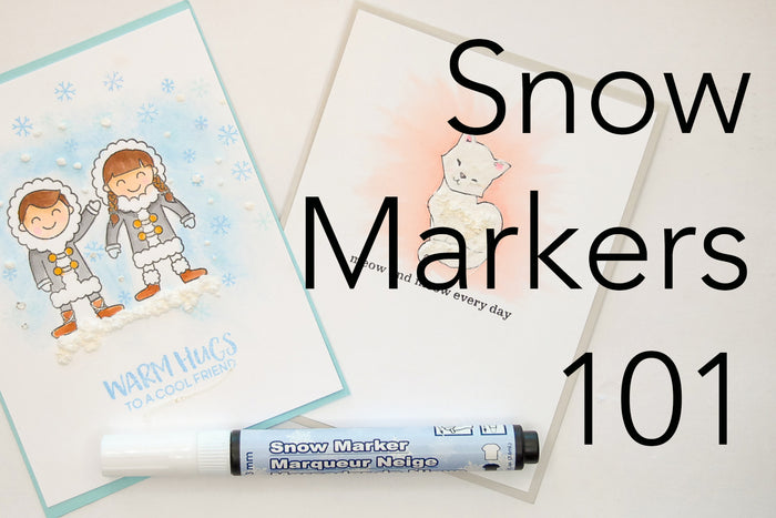 Snow Markers 101