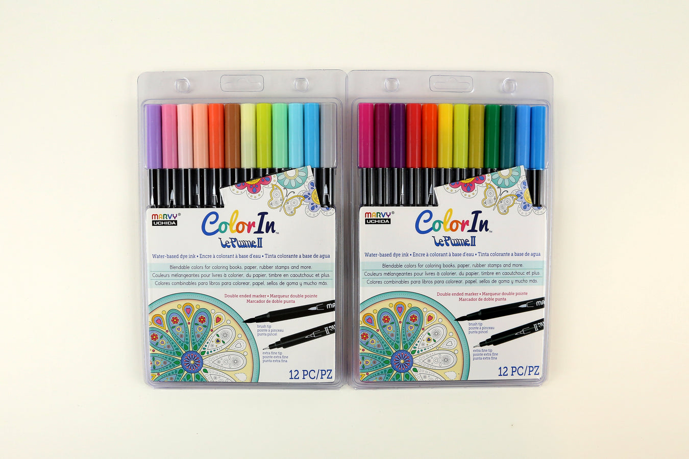 50% OFF Color In Le Plume II Marker Sets