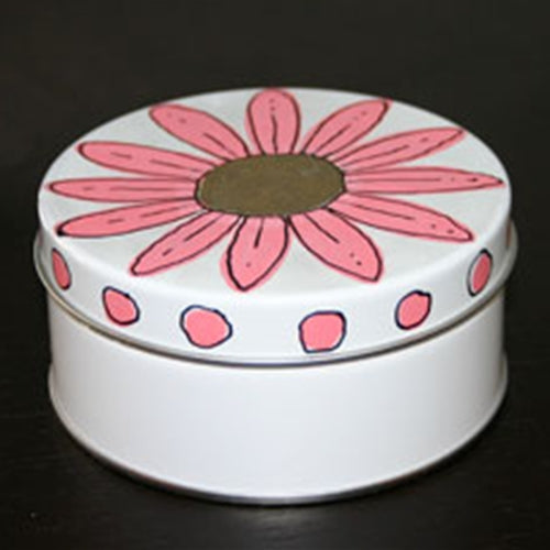 Flower Tin Project