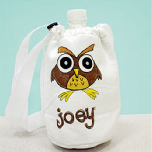 Owl Bottle Holder Tutorial