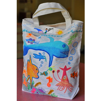 Under the Sea DIY Lunch Bag