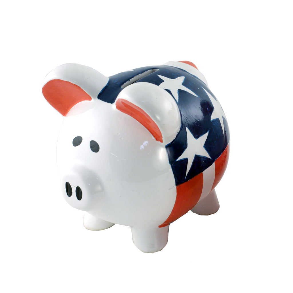 All American Piggy Bank Project