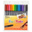 BRUSH MARKER - 12 PIECE PRIMARY SET A - Marvy Uchida