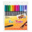 BRUSH MARKER - 12 PIECE BRIGHT SET E - Marvy Uchida