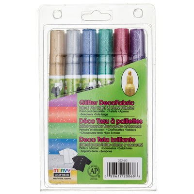 DECOFABRIC GLITTER SET G