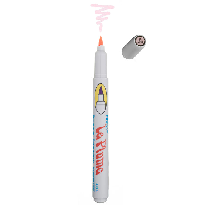 LE PLUME PERMANENT MARKERS - PINKS