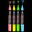 BISTRO CHALK MARKER BROAD TIP SET 4A - Marvy Uchida