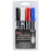 BISTRO CHALK MARKER BROAD TIP SET 4C