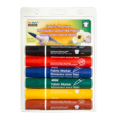 FABRIC MARKER BRUSH SETS