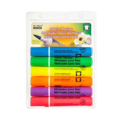 FABRIC MARKER BRUSH SET C