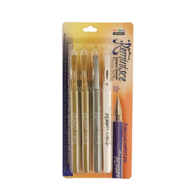 GEL REMINISCE PEN SETS - Marvy Uchida
