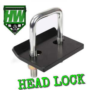 "Hitch Works ""Head Lock"" Hitch Silencer"