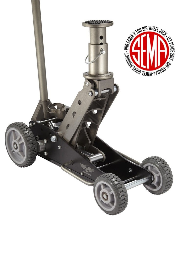 2 TON BIG WHEEL OFF ROAD JACK