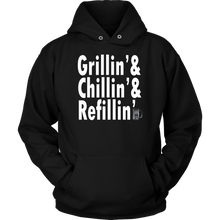 Load image into Gallery viewer, Grillin Chillin Refillin