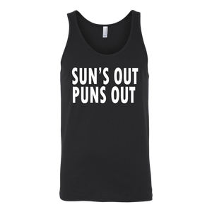 Sun's Out Puns Out