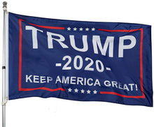 Load image into Gallery viewer, Trump 2020 Keep America Great Flag