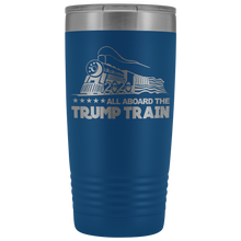 Load image into Gallery viewer, Trump Train 2020 Tumbler (20 oz)