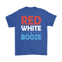 Load image into Gallery viewer, Red White and Booze