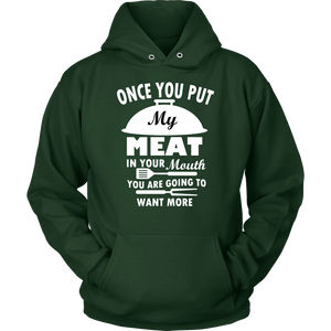 Once You Put My Meat