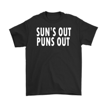 Load image into Gallery viewer, Sun's Out Puns Out