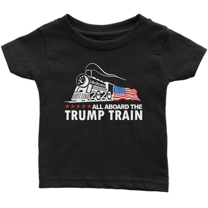 Trump Train 2020 Clothes (Kids)