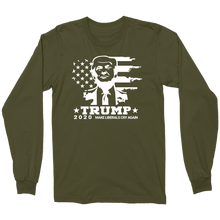 Load image into Gallery viewer, Trump 2020 Make Liberals Cry Official Military Shirt