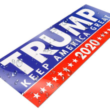 Load image into Gallery viewer, Trump K.A.G. 2020 Bumper Sticker (Set of 10)