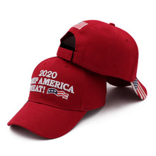 Load image into Gallery viewer, Trump 2020 Keep America Great! Hat