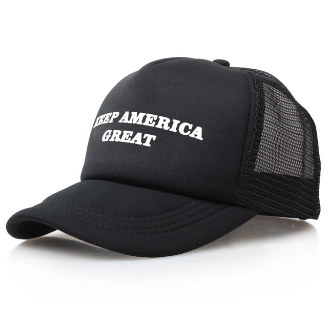 Trump Keep America Great Mesh Hat