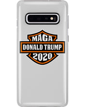 Load image into Gallery viewer, Trump MAGA Biker 2020 Phone Case