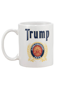 Trump The Finest President Mug