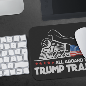 Trump Train 2020 Mousepad