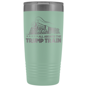 Trump Train 2020 Tumbler (20 oz)
