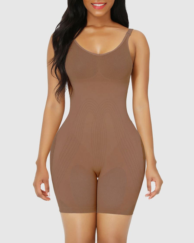 Power Mesh Full Body Suit