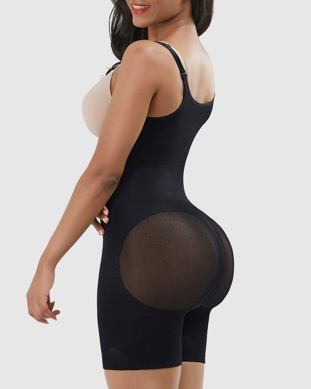 Lux Latex Compressing Body Shaper