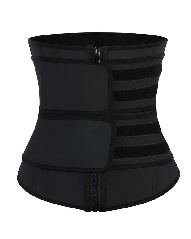 LUX LATEX DOUBLE ABDOMINAL BELT