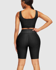 Anti-Cellulite Scrunch Workout Set