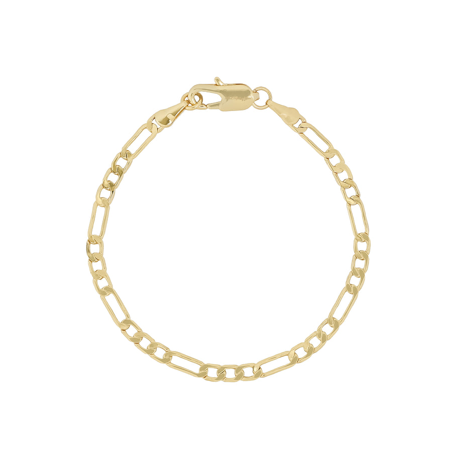 Gold Filled Figaro Bracelet