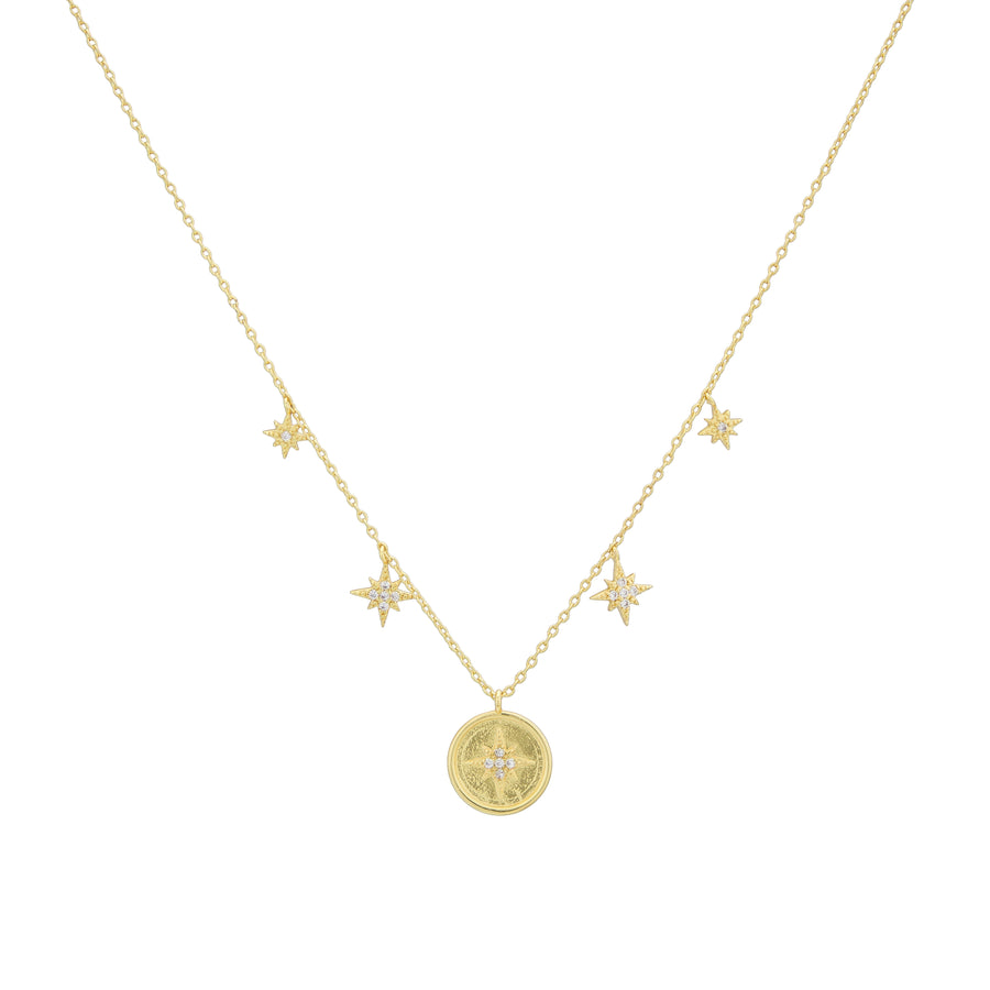 Celestial Star Necklace