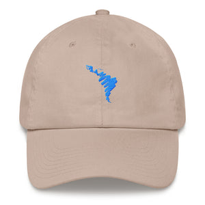 South America Dad hat