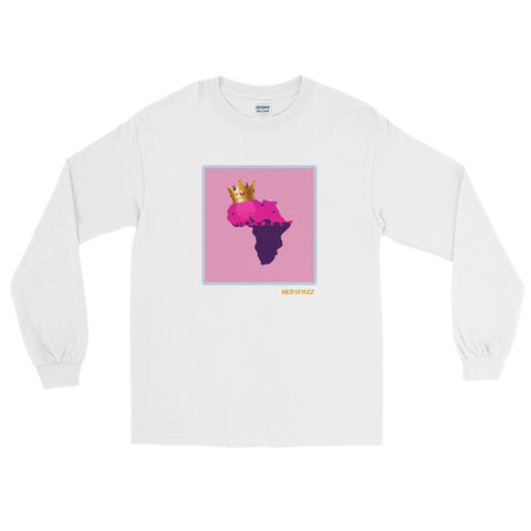 African Royalty Long Sleeve