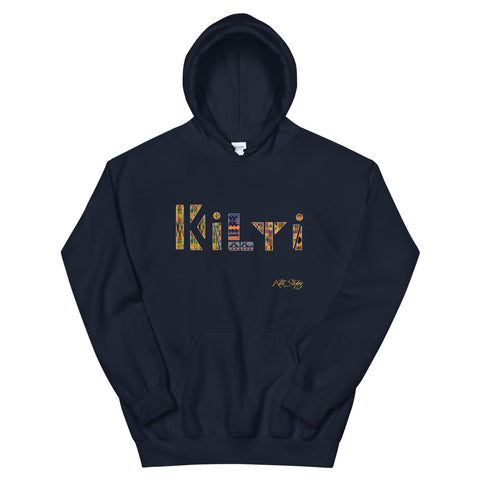 Kilti Abstract Hoodie