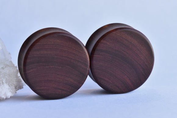 Bishop Organics DF plugs - Pair