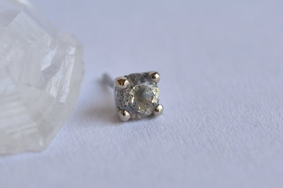 Prong End - Labradorite - Pressure Fit End Only