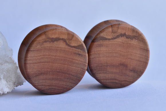 Omerica Organic Plain DF plugs - Pair