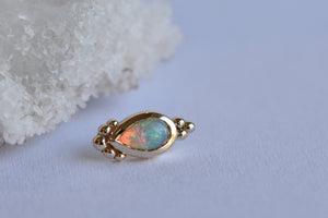 Amrit - Genuine Opal - Pressure Fit End Only