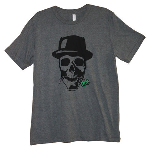 Pinstripe Head T-shirt