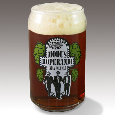 Modus Hoperandi Can Glass