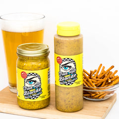 Durango Artisan Foods - True Blonde Honey Mustard